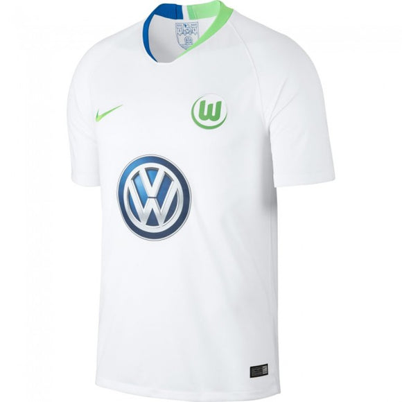 VfL Wolfsburg | Away Kit 18/19