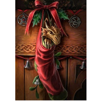 Anne Stokes Christmas Cards