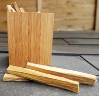 PALO SANTO WOOD 30 GRAM 1 OZ APPROX. 4 STICKS FOR CLEANSING HEALING & PURIFY