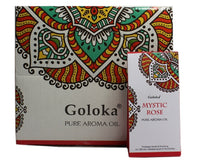 Goloka Mystic Rose Pure Fragrance Oil