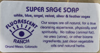 NATURAL SUPER SAGE SOAP