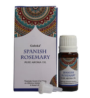 Goloka Spanish Rosemary Pure Fragrance Oil