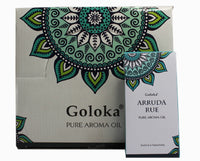 Goloka Arruda Rue Fragrance Oil for Oil Burners
