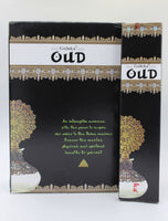 GOLOKA OUD INCENSE STICK 15GM PACKET FOR SPIRITUAL BENEFITS