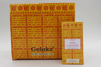 Goloka Nag Champa Pure Fragrance Oil