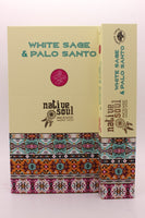 Green Tree Native Soul White Sage and Palo Santo