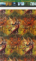Autumn Fairy High Quality Wrapping Paper