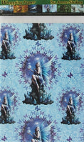 HIGH QUALITY STARGAZER WRAPPING PAPER BY ANNE STOKES