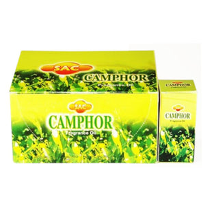 SAC CAMPHOR 10 ML FRAGRANCE OIL FOR OIL BURNERS