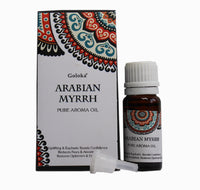 Goloka Arabian Myrrh Pure Fragrance Oil