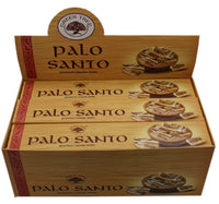 Green Tree Palo Santo Incense Sticks 15 grams