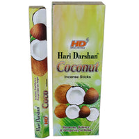 Hari Darshan Coconut Incense Sticks 20 Sticks per Packet