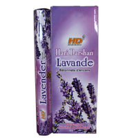 Hari Darshan Lavender Incense Sticks 20 Sticks per Packet