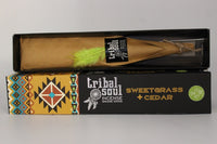 Tribal Soul Incense Sticks Set of four 15 grams by Hari Darshan