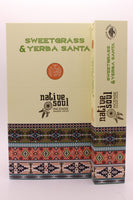 Green Tree Native Soul Sweet Grass and Yerba Santa 15 grams