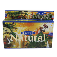 Satya Natural Incense Sticks 15 grams