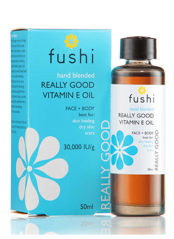 Really Good Vitamin E Skin Oil