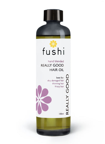 Really Good Hair Oil