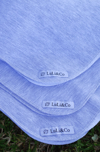 Luli&Co Cotton Fleece Flats
