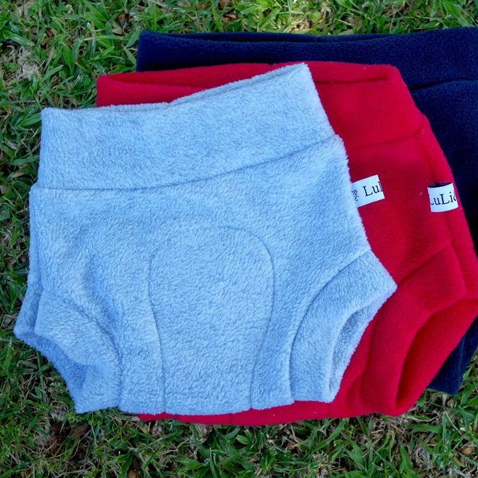 LuLi&Co Fleece Soaker