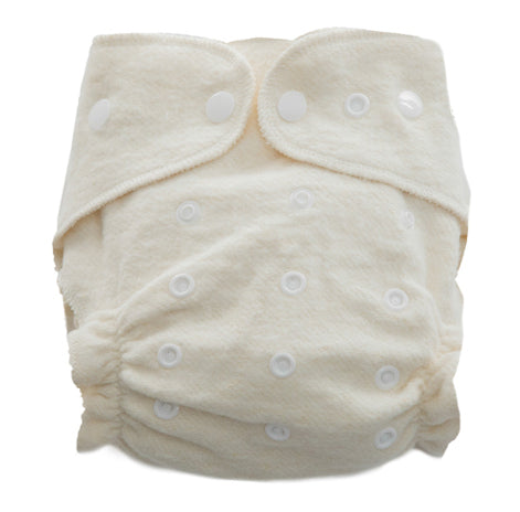 Fancypants Hemp Fitted Nappy
