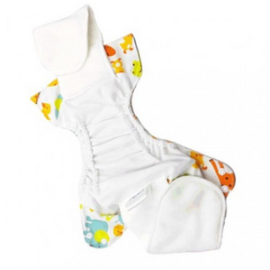 Bam+Boo Newborn All In One Nappy