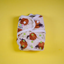 Mini Matters SNAP-DUO All in Two Nappy