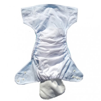 Bam+Boo Pocket Nappy - Snap Waist