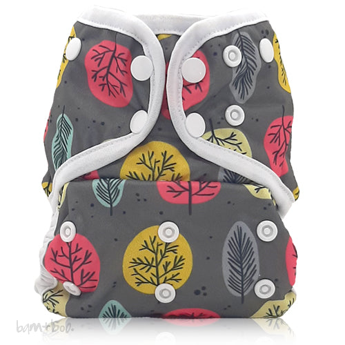 Bam+Boo All in One Nappy