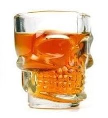 Skull Head Shot Glass - The ShopCircuit