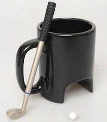 Golf Coffee Mug - The ShopCircuit