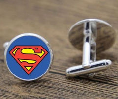 Superman Cufflinks | The ShopCircuit