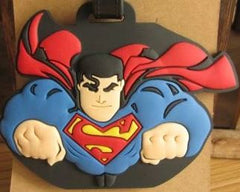 Superman Luggage Tag - The ShopCircuit