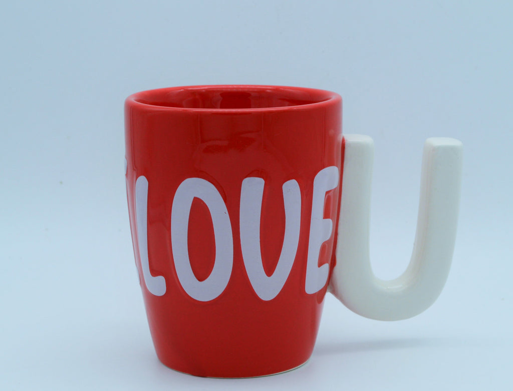 Love Confession - Coffee Mug