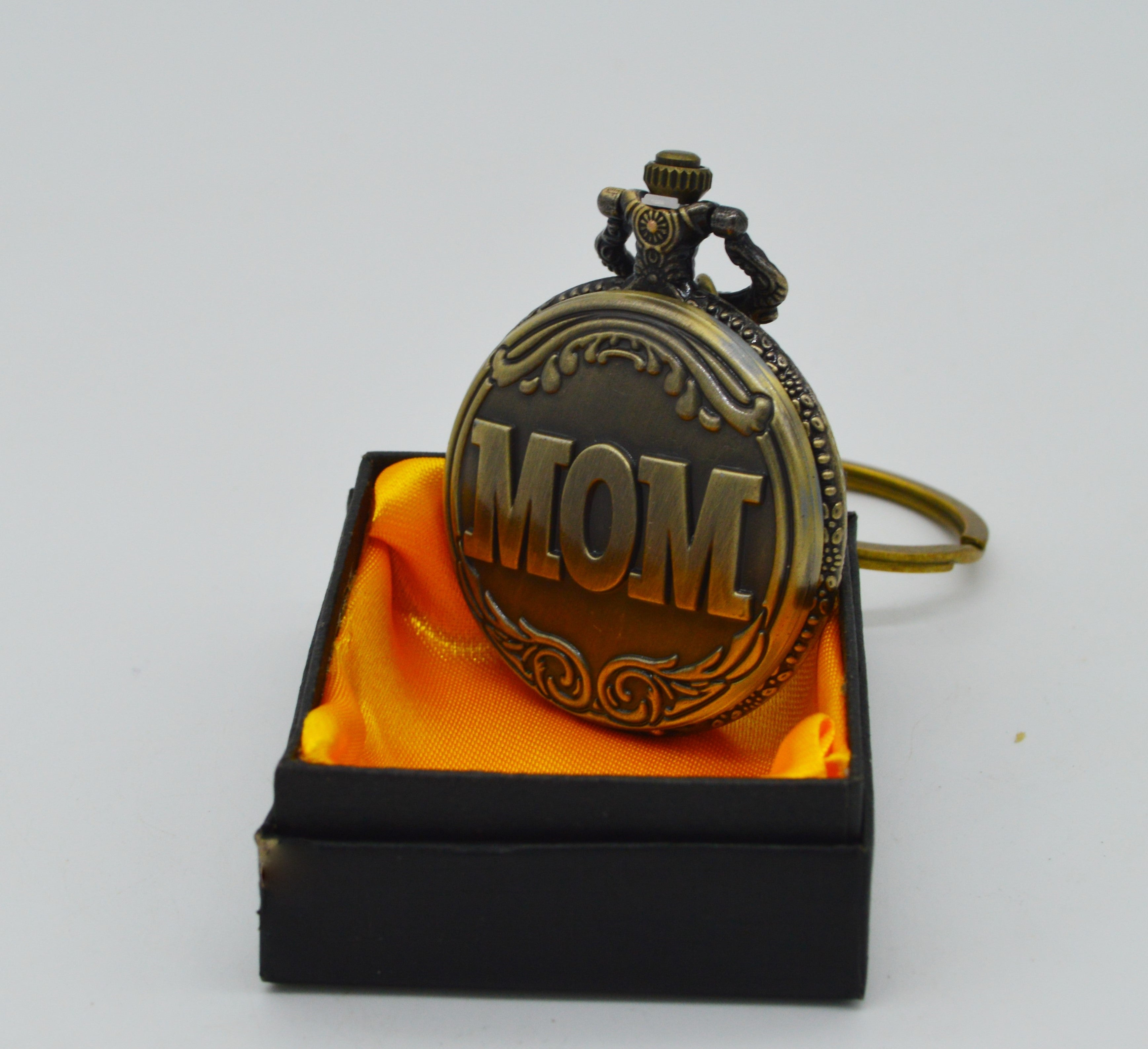 Antique Pocket Watch - Mom