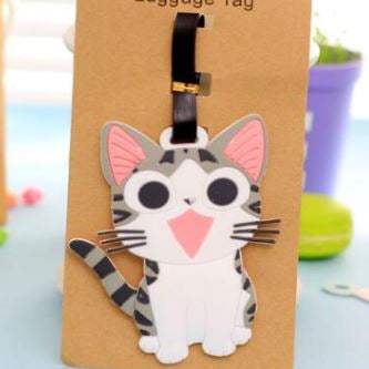 Kitty Luggage Tag, Useful - The ShopCircuit