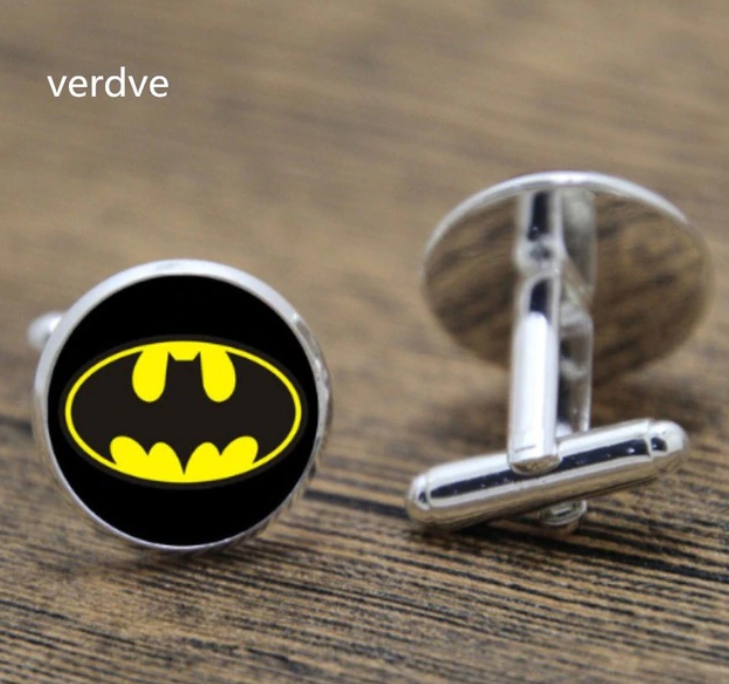 Batman Cufflinks, Unique Gift - The ShopCircuit