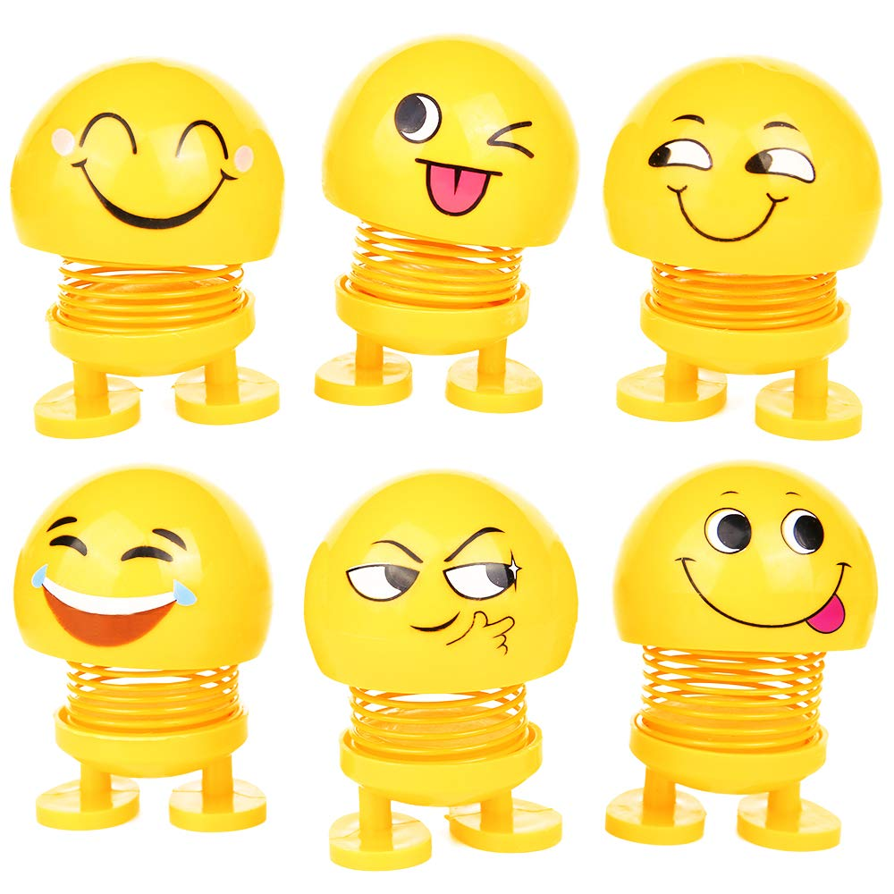 Jumping Emoji - 4Pcs - The ShopCircuit