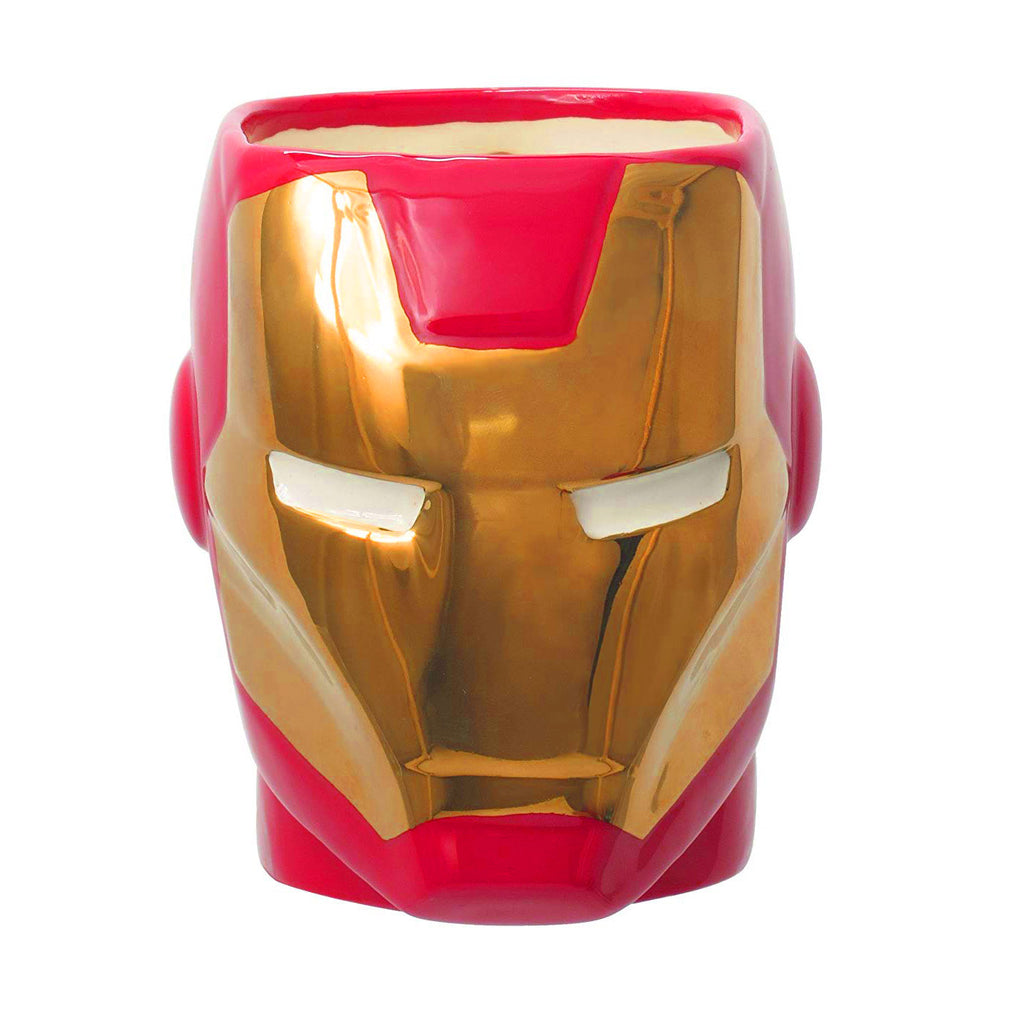 3D Iron Man Mug, Unique Gift - The ShopCircuit