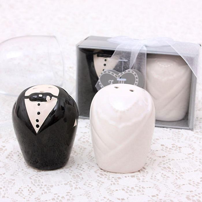 Couple Salt Pepper, Unique Gift - The ShopCircuit