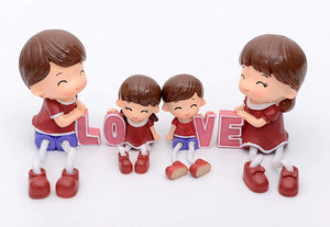 Family Love - Hanging Legs, Home Decor - The ShopCircuit
