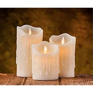 Smokeless LED candles | Diwali Home Decoration
