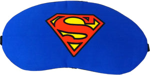 Superman Eye Mask with Gel Pad, Eye Mask - The ShopCircuit
