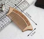 Beard Comb - Wood, Makeup - The ShopCircuit
