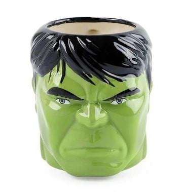 Hulk Face Mug - 3D, Unique Gift - The ShopCircuit