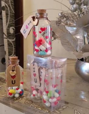 Message In A Bottle, Unique Gift - The ShopCircuit