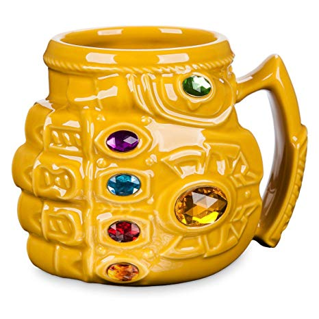 Thanos Mug - Infinity War, Kitchen - The ShopCircuit