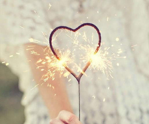 Heart Shaped Sparkler (2Pcs) - The ShopCircuit