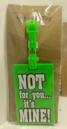Luggage Tag, Unique Gift - The ShopCircuit