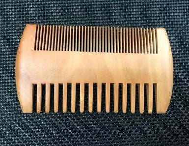 Beard Comb - Wooden - The ShopCircuit